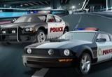 لعبة سيارات الشرطة المطاردة