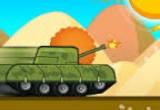 الدبابة المدمرة