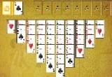 لعبة سوليتير الاهرامات