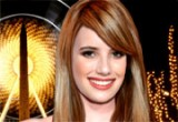 emma roberts makeover games