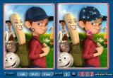 لعبة الفرق بين الصورتين