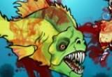 لعبة السمكة المتوحشه