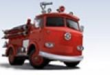 لعبة شاحنة المطافي