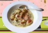 لعبة طبخ حساء السمك