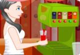 لعبة متجر العصير