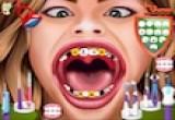 العاب تنظيف اسنان هانا مونتانا