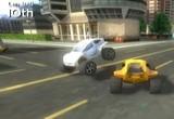 لعبة سباق سيارات هارد روك