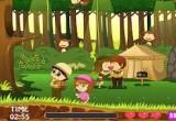 لعبة قصة حب الغابة