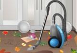 لعبة تنظيف المطبخ الوسخ