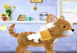 لعبة تحميم القطط