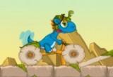 لعبة دراجة الديناصور