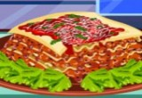 لعبة طبخ اللازانيا