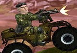 لعبة جندي مقاتل