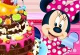 لعبة الطباخة ميني ماوس كعكة الشوكولاتة