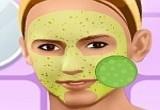 لعبة تنظيف بشرة نينا دوبريف