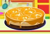 العاب طبخ تشيز كيك بالبرتقال