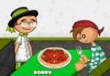 لعبة مطعم معكرونة باباس