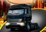 لعبة موقف الشاحنات
