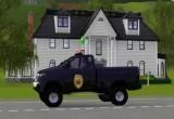 شاحنة الشرطة