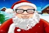 العاب قص شعر سانتا كلوز