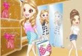 لعبة تسوق البنات في المول