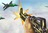 لعبة اطلاق النار على الطائرات