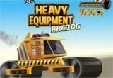 العاب شاحنات المعدات الثقيلة