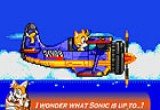 لعبة طائرة سونيك