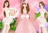 العاب فساتين زفاف