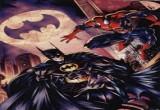 لعبة سبايدرمان باتمان