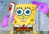 لعبة سبونج بوب دكتور العيون