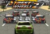 لعبة سيارات الشوارع