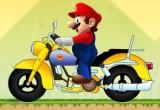 لعبة سوبر ماريو دراجة نارية