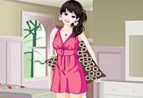 لعبة تلبيس بنات ملابس نوم