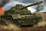 لعبة مواقف الدبابات