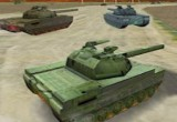 العاب سباق دبابات حربية