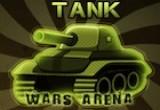 لعب حرب الدبابات الصغيرة