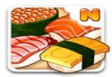 لعبة طبخ سوشي