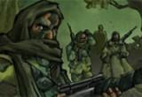 لعبة قناص غزة