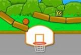 لعبة تصميم طريق كرة السلة