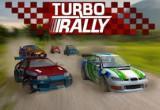 سباق رالى السيارات تيربو