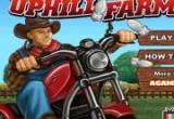 لعبة دراجة المزارع